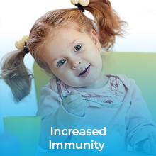 Increased Immunity