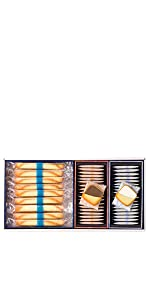 ヨックモック YOKUMOKU クッキー アソート シーズン商品 (春・夏商品 54個入り)