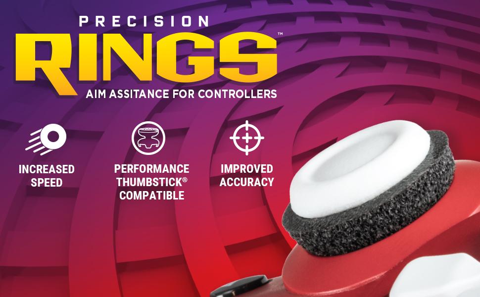 kontrolfreek precision rings aim rings motion rings xbox ps4