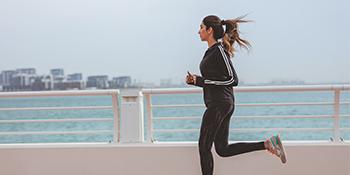 women workout jacket