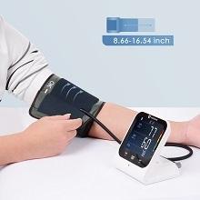 blood pressure monitor large cuff