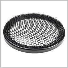 Emphaser ECP-M5: 13 cm 2-Wege Lautsprecher / Komponentensystem, Tieftöner Magnet und Membran