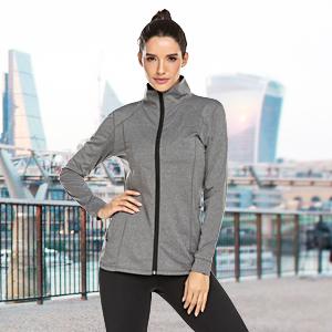 women's activewear jacket