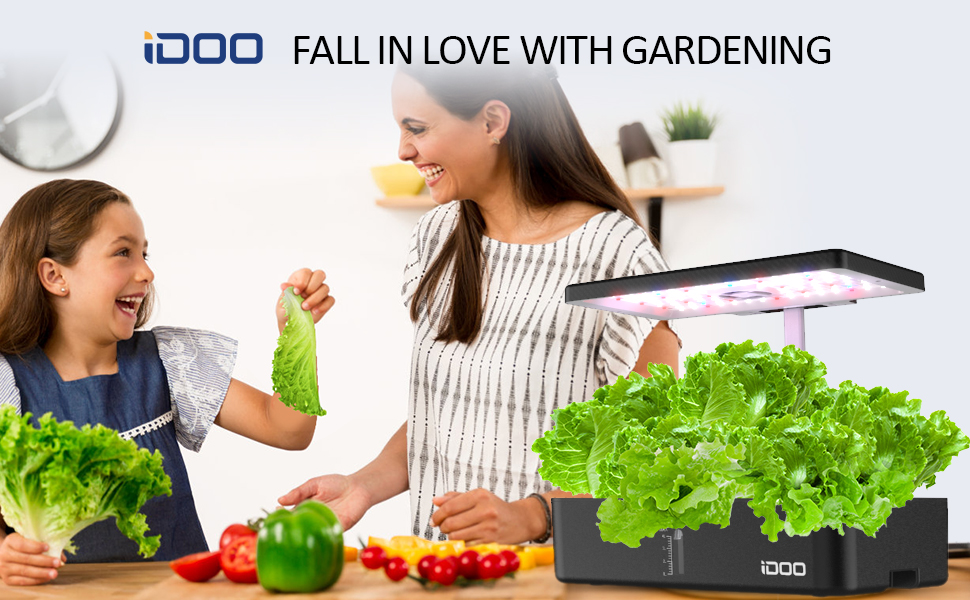 Indoor Hydroponics Garden Kit