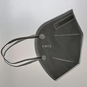 holes in Kn95 mask