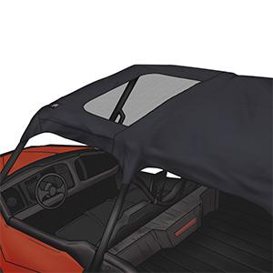 Honda Pioneer 1000 soft roof