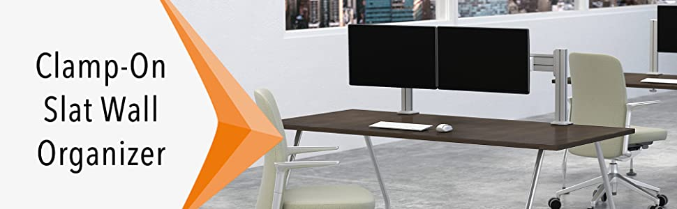 Stand Steady dual monitor mount
