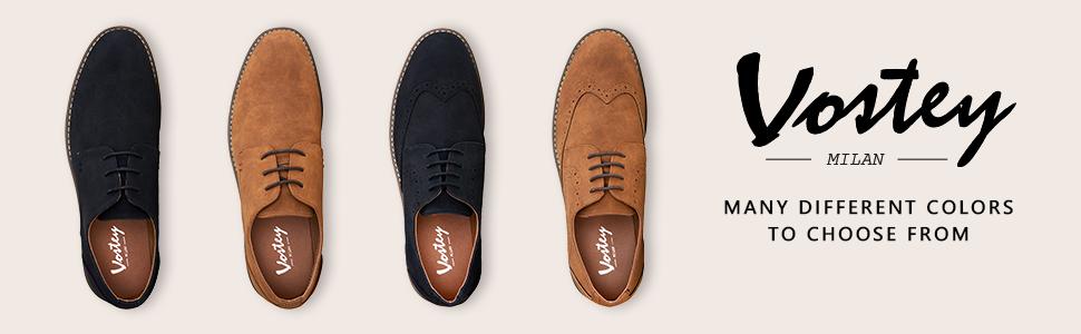 mens dress shoes suede