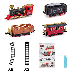 toy train package
