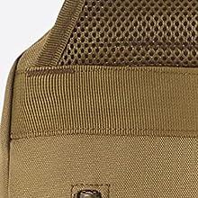 huntvp Táctical Mochila de Pecho USB Hombro Bandolera Militar Impermeable Caza Correr Senderismo