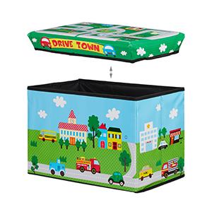 Boîte à jouets