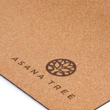 Asana Tree - Eco-Cork Yoga Mat - Sustainable