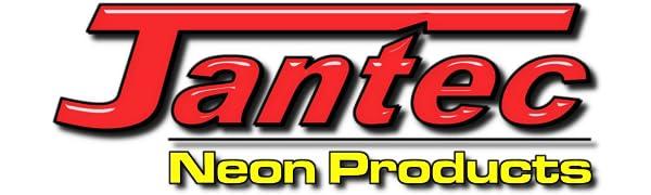 jantec neon products, jantec neon, neon signs