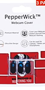 webcam cover pepperwich