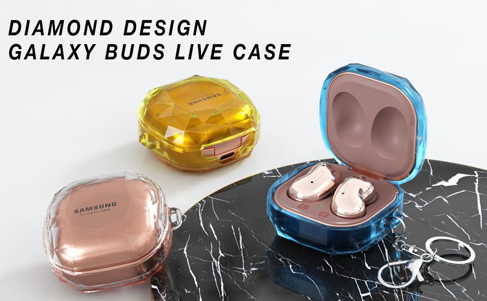 Galaxy buds live case