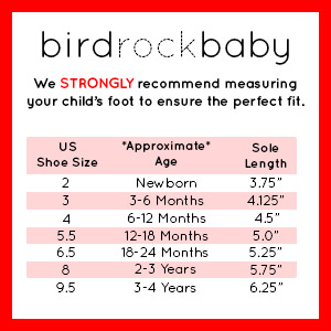 BirdRock Baby Moccasins - 30+ Styles