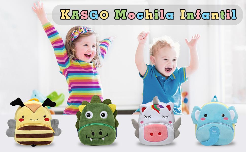 KASGO Mochila Infantil