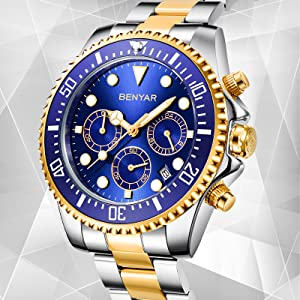 Distinguished quality watches men