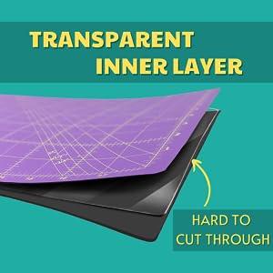 self healing cutting mat large