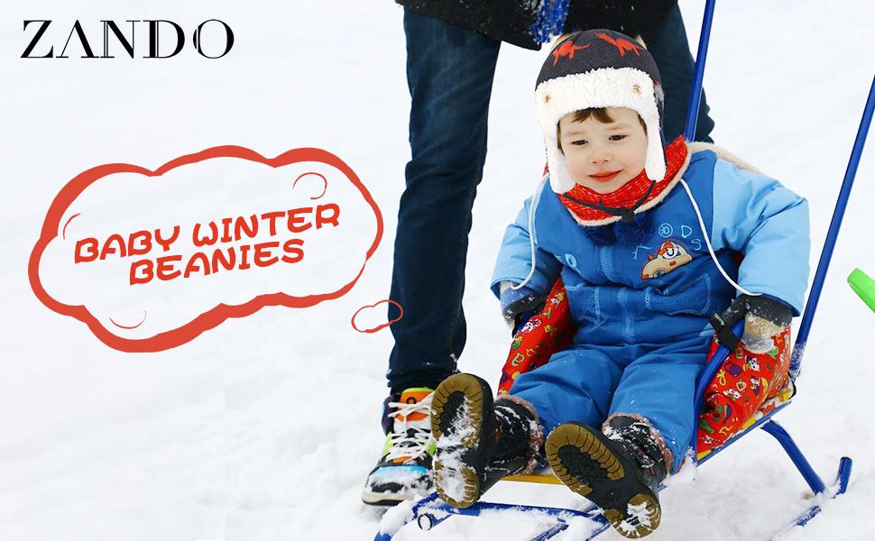 baby winter beanies