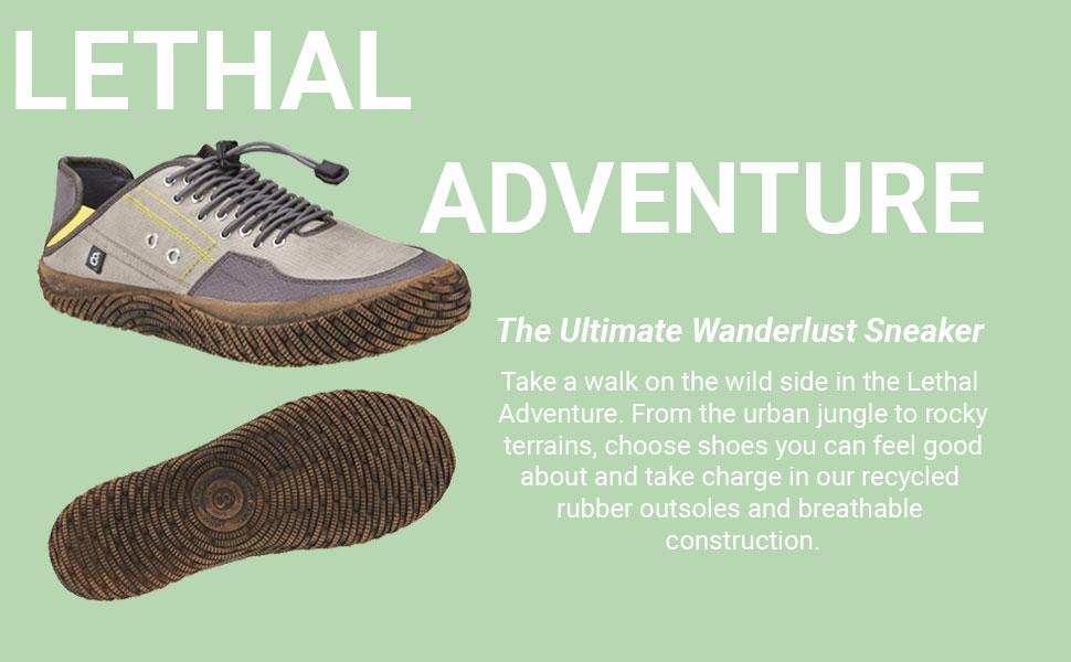 Lethal Adventure Sneaker