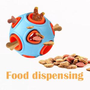 dog food dispensing