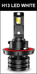 H13 9008 Led Headlight Bulb/Led Fog Light/DRL