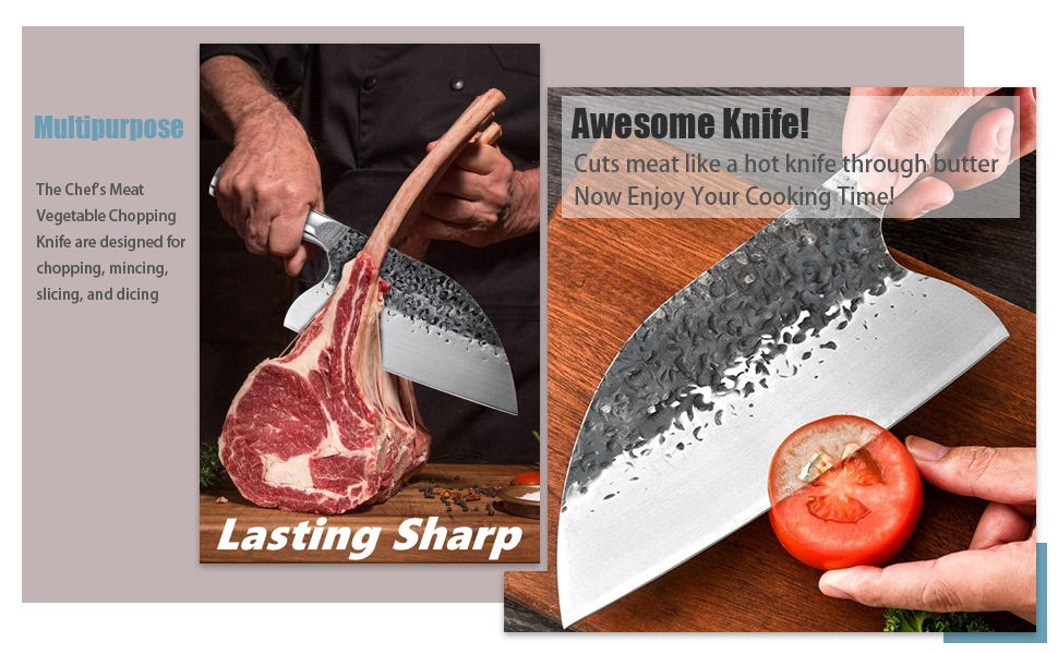 Excellent Butcher Knives