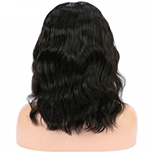 lace front wigs human hair for black women