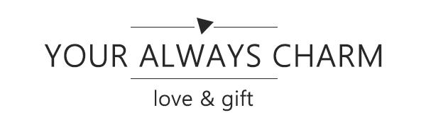 your always charm jewelry gift