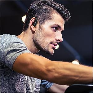 Bluetooth Earphones Wireless Earbuds Sports Headphoens