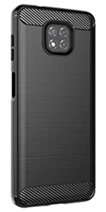 Osophter for MOTO G Power 2021 Case Flexible TPU Rubber Protective Phone Cover