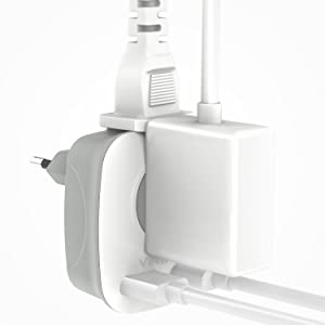 4-in-1 European Travel Plug Adapter