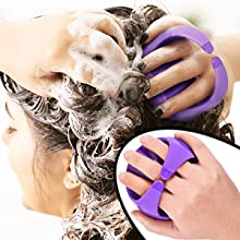 scalp massager shampoo brush