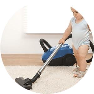 Vacuum friendly