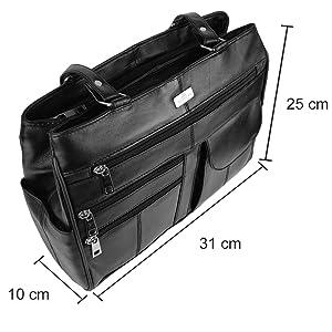 Ideal Handbag Measurments