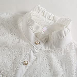 collared shirts for women