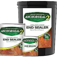 ANCHORSEAL 2, log end sealer, lumber end sealer, ipe end sealer, deck end sealer