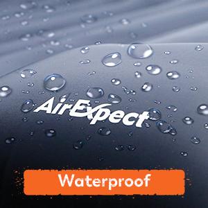 waterproof air mattress