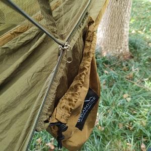 double zipper