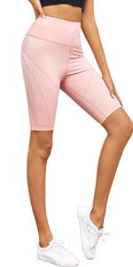 Women's High Waist Compression Shorts