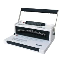 Binding Coils 1//4-inch Durable COIL06 Compatible with TruBind Binding Machines 4 Holes//inch - 12 Inches Long TruBind 6-mm 4:1 Pitch 100 per Box Pre-Sized to Fit Letter-Sized Paper