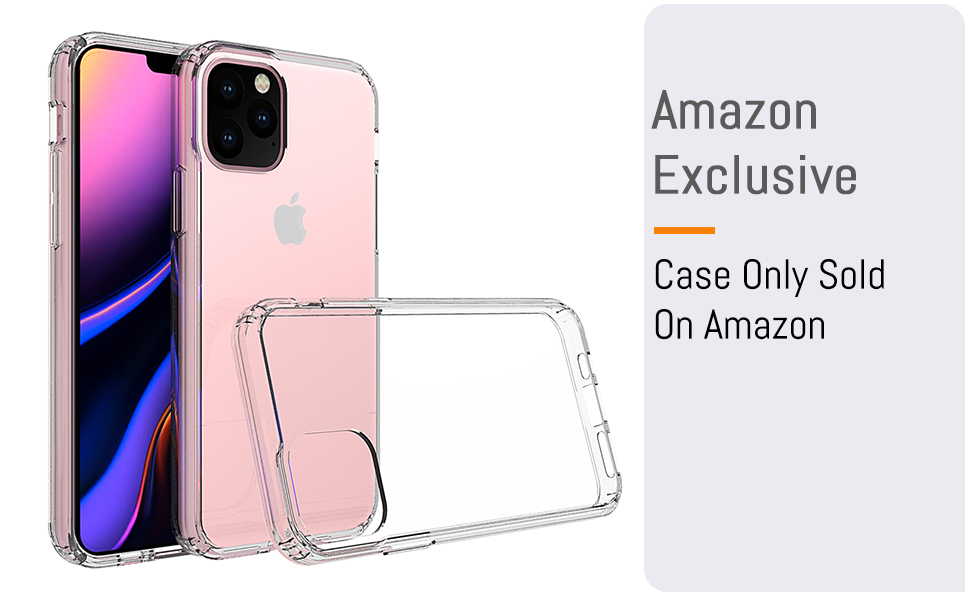 Amazon Our Brands Exclusive Case only sold on available on Amazon