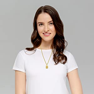 Memgift necklace gift for women
