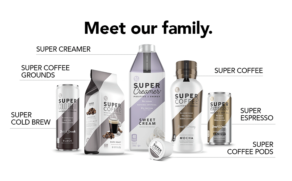 super coffee family