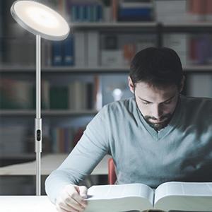 Lampadaire bureau, lampe de lecture