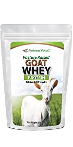goat whey concentrate