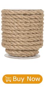 12mm jute rope