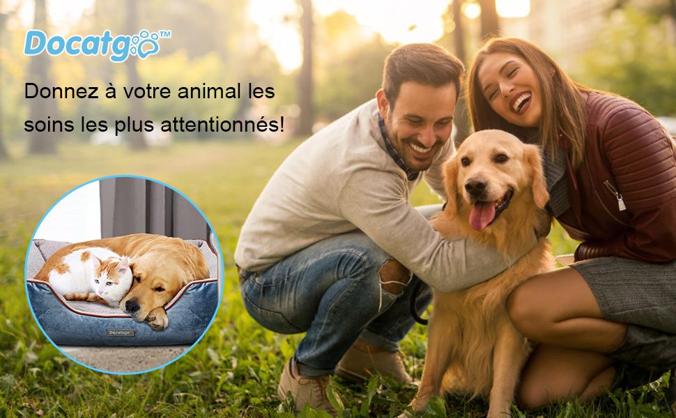 Donnez à votre animal les soins les plus attentionnés!