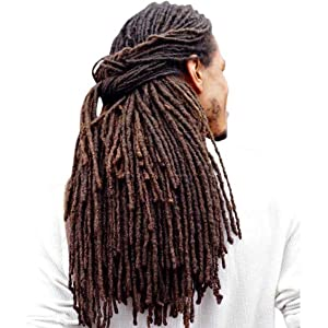 utilizzabile come cuffia da doccia. M Sargoby per adulti e bambini Cuffia da nuoto con trecce per capelli lunghi S dreadlock o capelli afro taglia XL